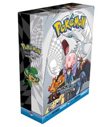 Pokemon Black and White Box Set 3