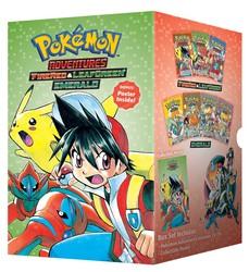Pokémon Adventures Fire Red & Leaf Green / Emerald Box Set