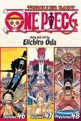One Piece (Omnibus Edition), Vol. 16