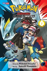 Pokémon Adventures: Black 2 & White 2, Vol. 1