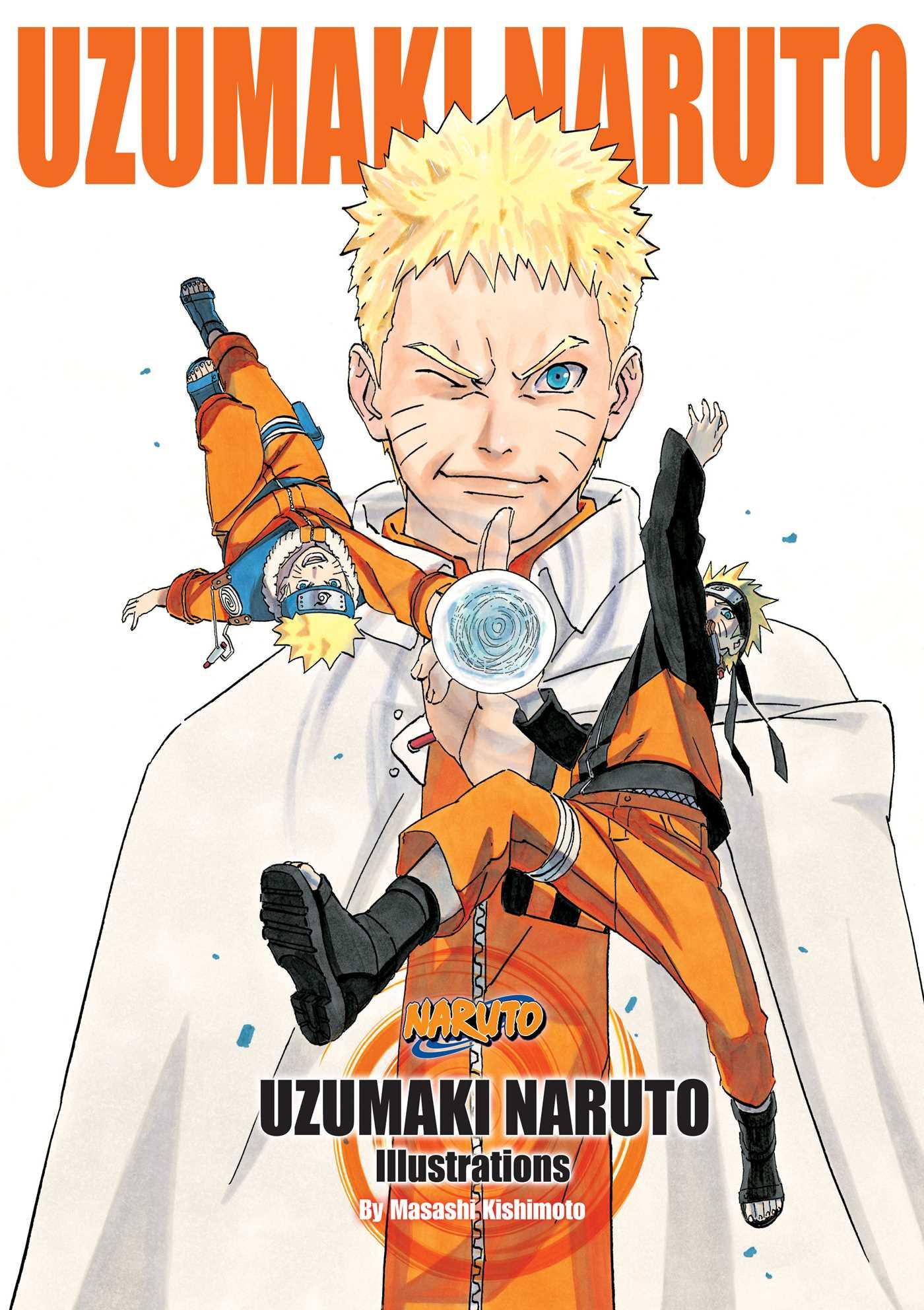 Uzumaki Naruto: Illustrations | Book by Masashi Kishimoto