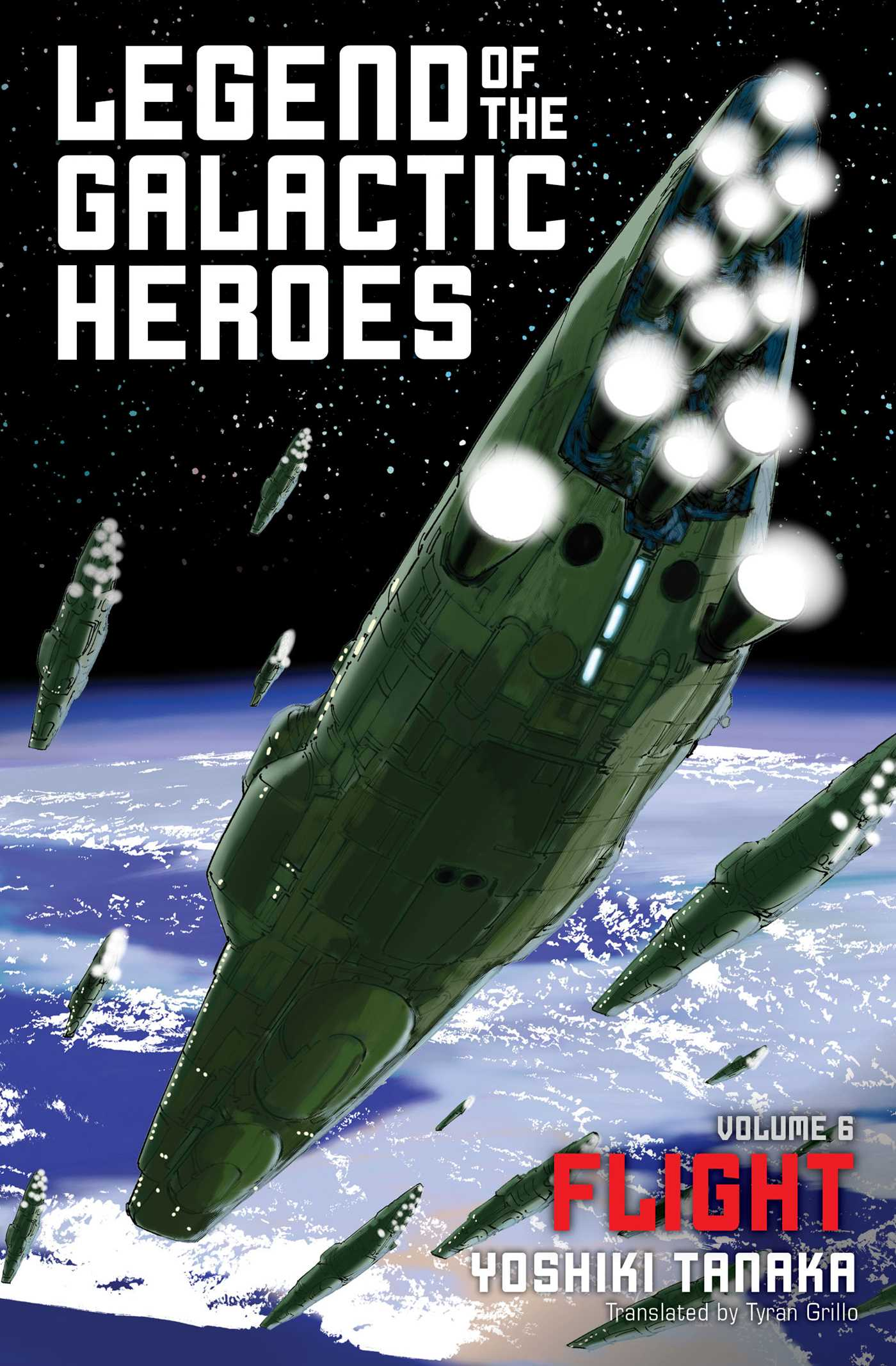 Legend Of The Galactic Heroes Vol 6 Book By Yoshiki Tanaka