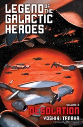 Legend of the Galactic Heroes, Vol. 8