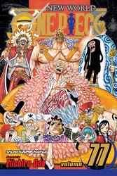 One Piece, Vol. 77