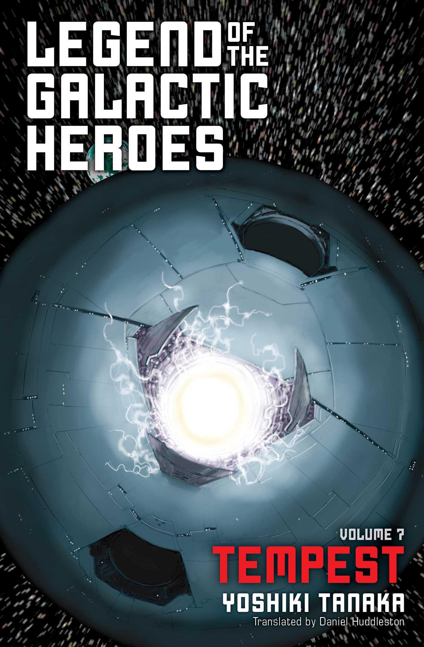 Legend of the galactic heroes vol 7 9781421585291 hr
