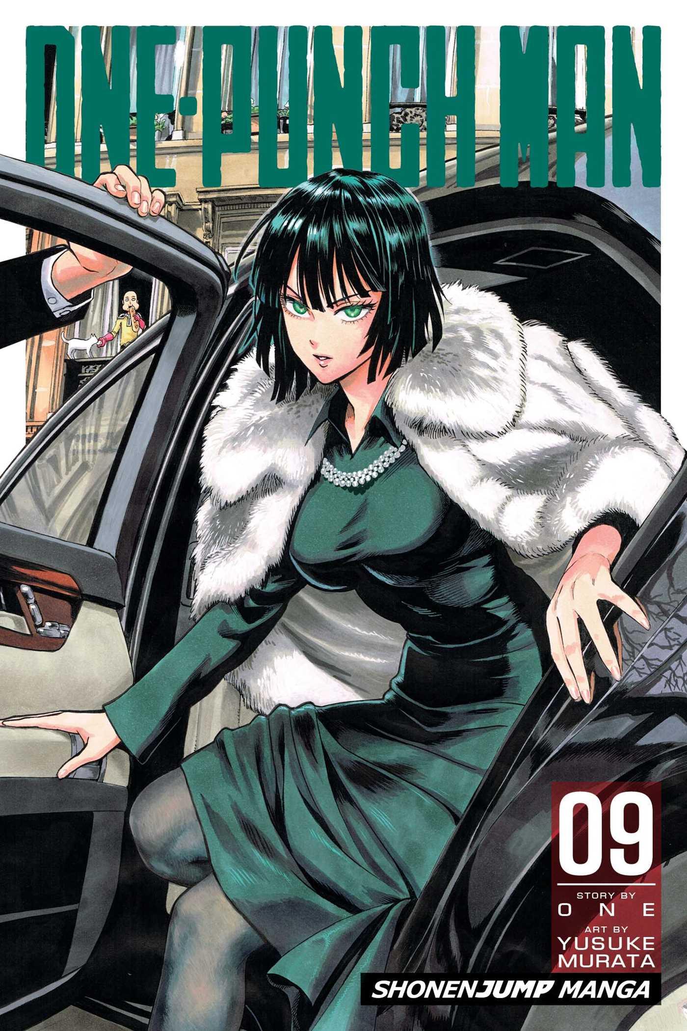 one punch man manga german