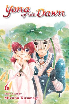 Yona of the Dawn, Vol. 6