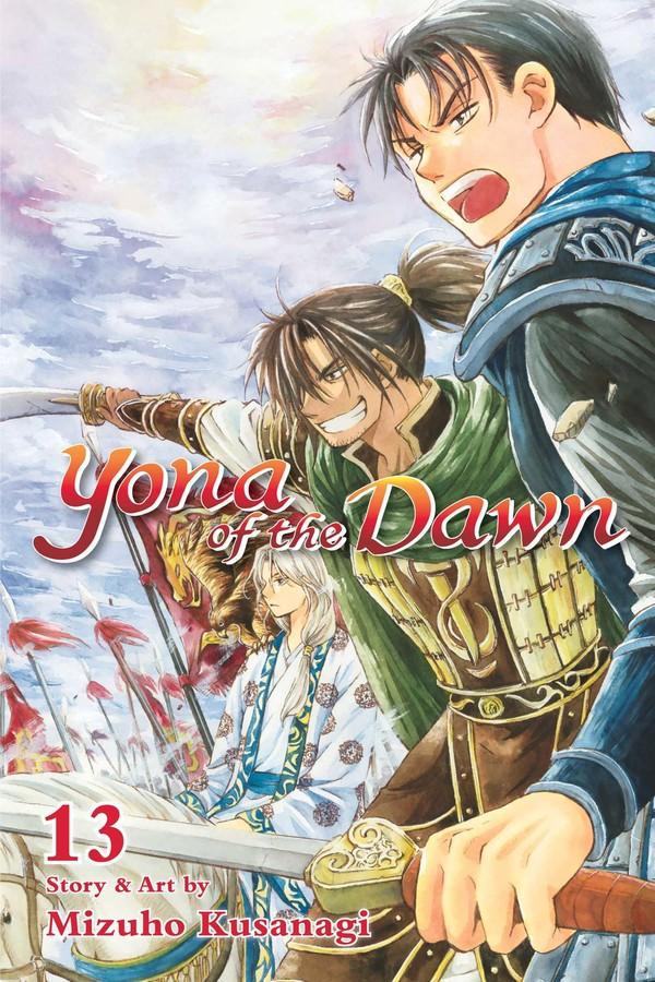 Yona of the Dawn Vol 13