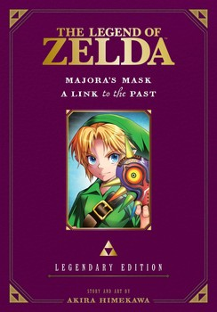 The Legend of Zelda: Majora's Mask / A Link to the Past -Legendary Edition-