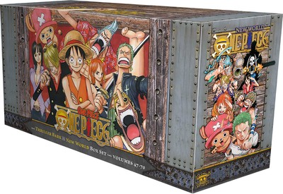 One Piece Box Set 3