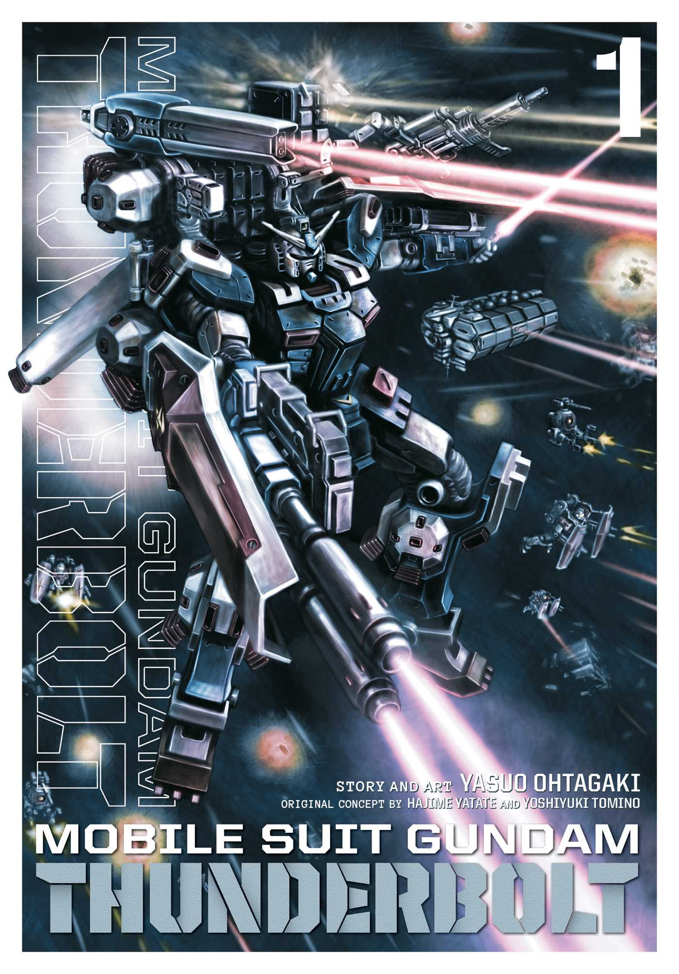 Mobile suit gundam thunderbolt vol 1 9781421590554 hr
