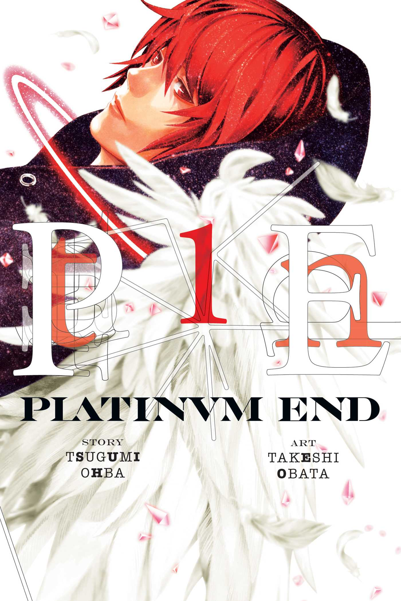 Platinum end vol 1 9781421590639 hr