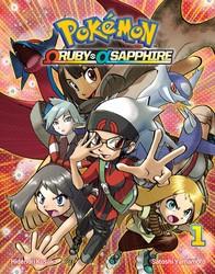 Pokémon Omega Ruby Alpha Sapphire, Vol. 1