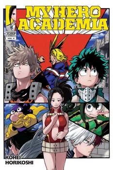 My Hero Academia, Vol. 8