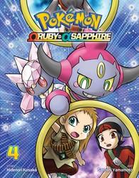Pokémon Omega Ruby Alpha Sapphire, Vol. 4
