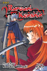 Rurouni Kenshin (3-in-1 Edition), Vol. 7