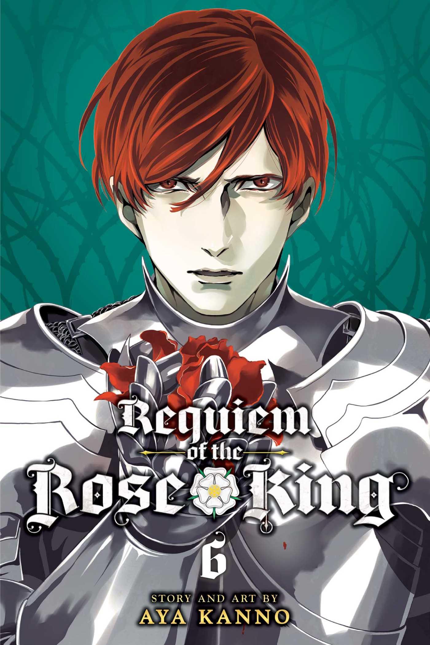 Requiem of the rose king vol 6 9781421592688 hr