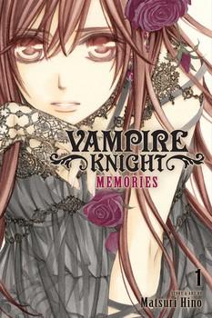 Vampire Knight: Memories, Vol. 1