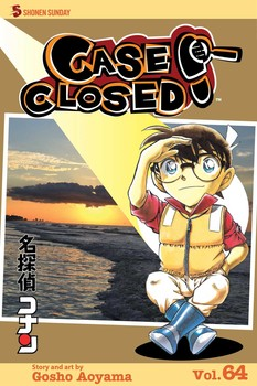 Case Closed, Vol. 64