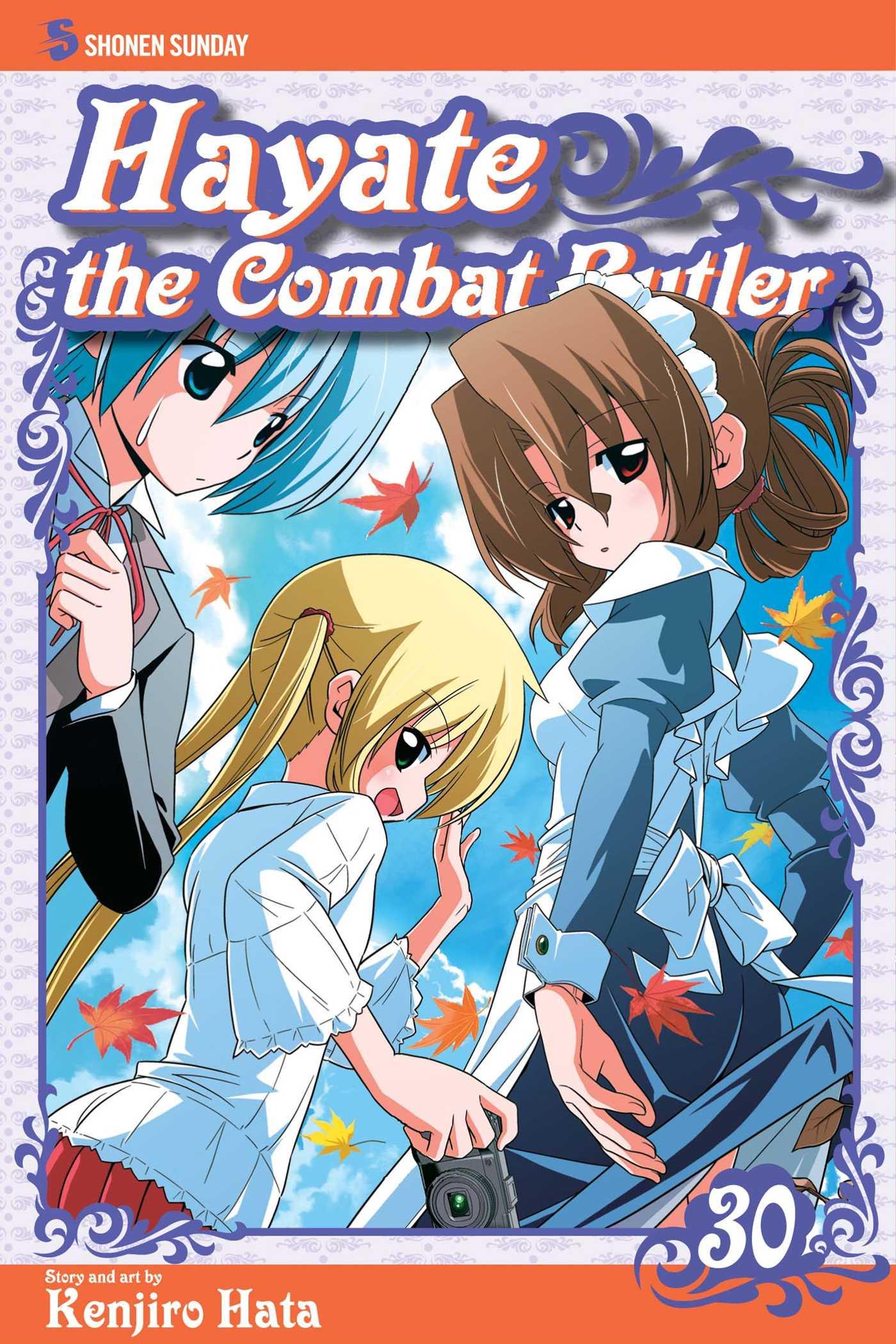 Hayate the combat butler vol 30 9781421594484 hr