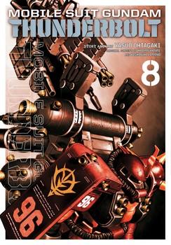 Mobile Suit Gundam Thunderbolt, Vol. 8