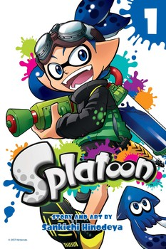 Splatoon, Vol. 1
