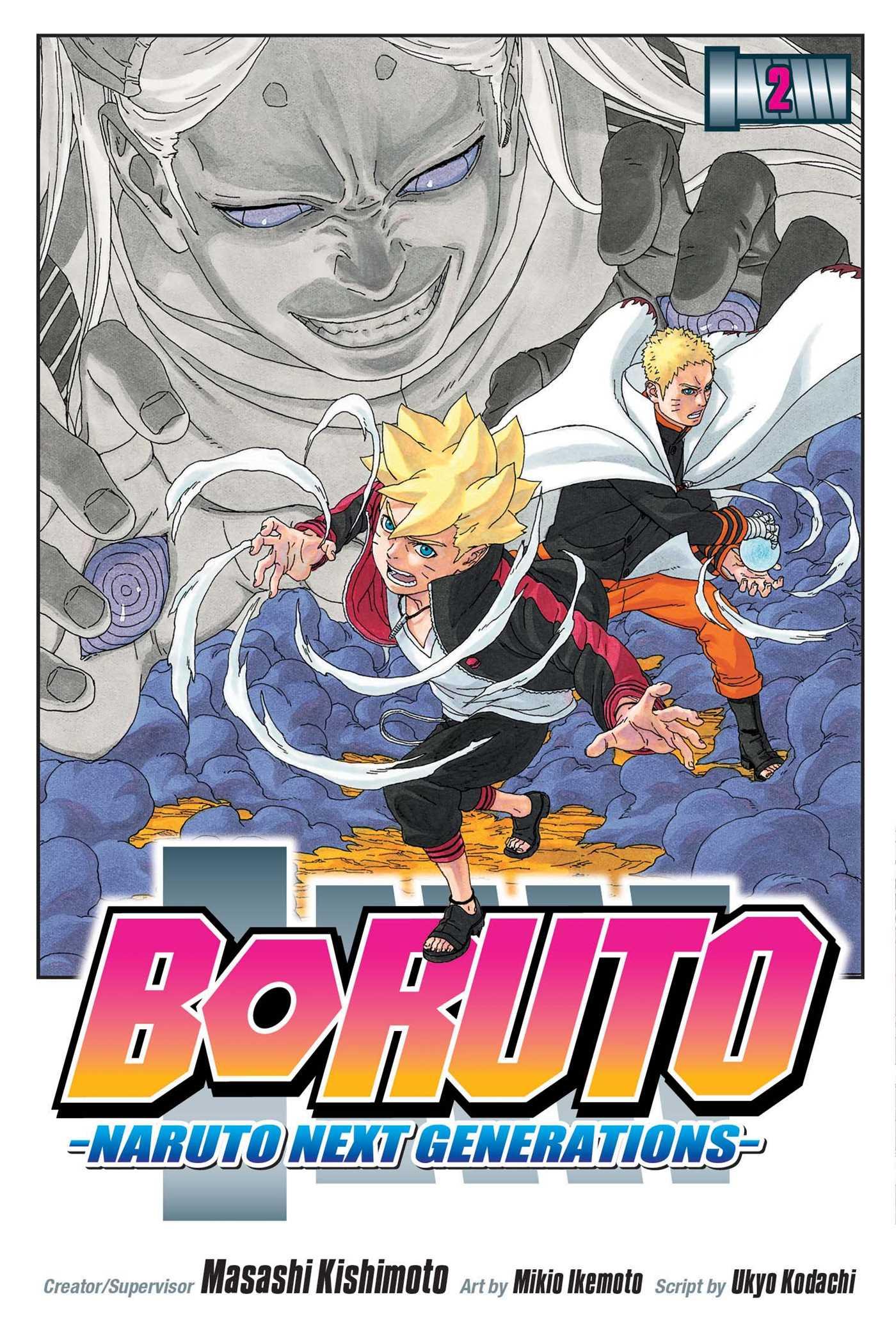 Boruto, Vol. 2 | Book by Masashi Kishimoto, Ukyo Kodachi