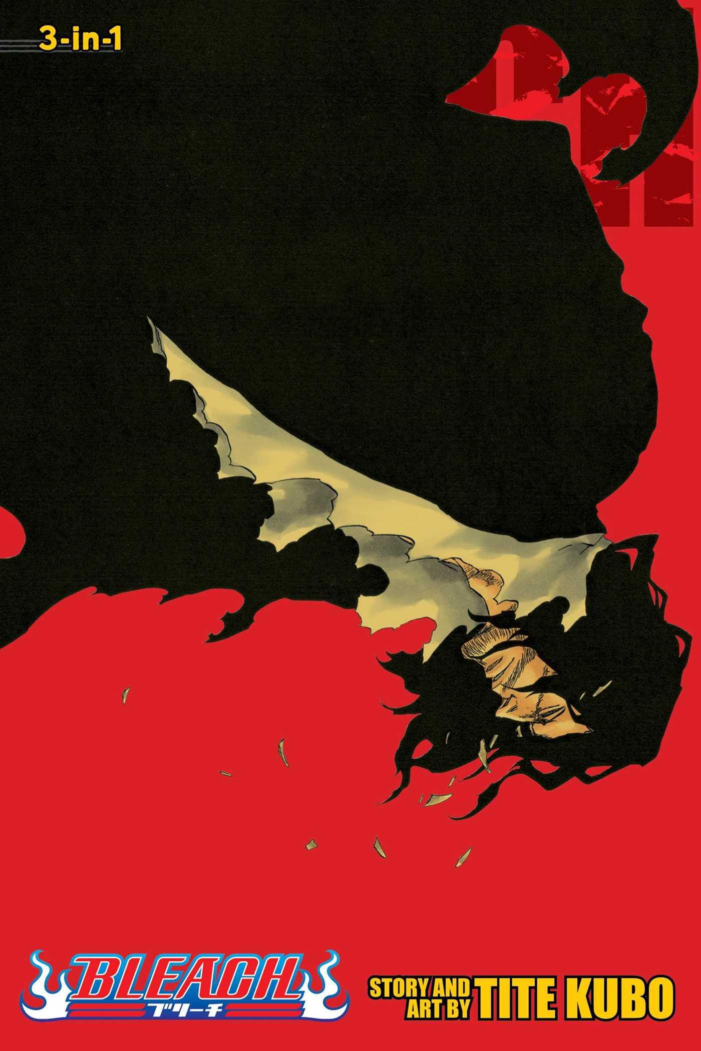 Bleach 3 in 1 edition vol 21 9781421596037 hr