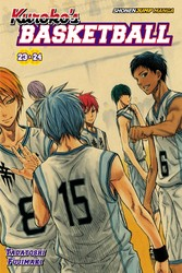 Kuroko's Basketball (2-in-1 Edition), Vol. 12