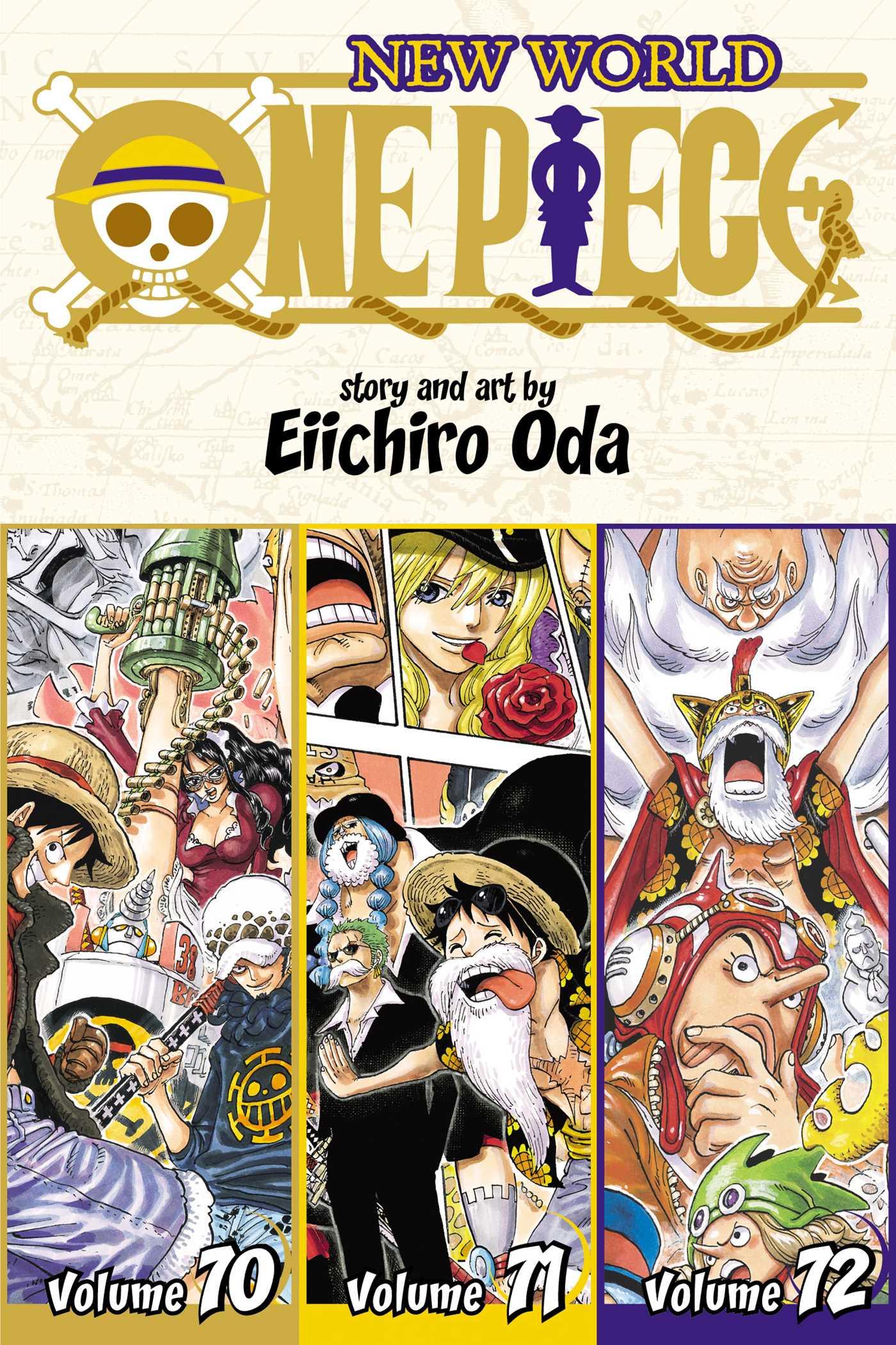 One Piece, Vol. 1 | atlanticbooks.com