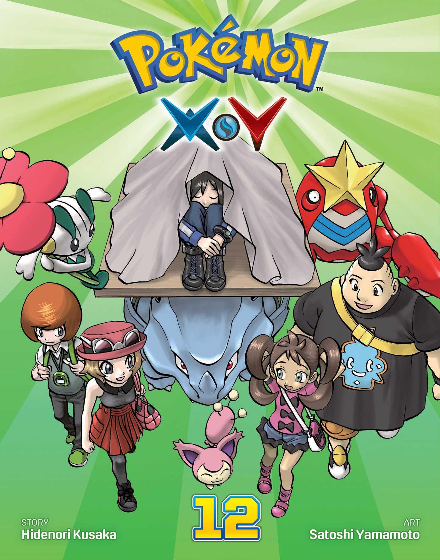 Pokemon x y vol 12 9781421596259 hr