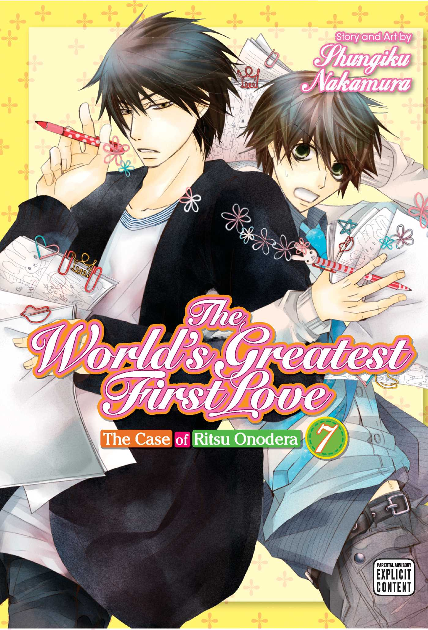 The worlds greatest first love vol 7 9781421596501 hr
