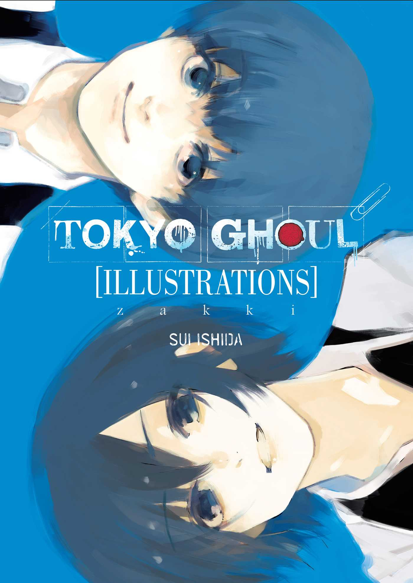 Tokyo Ghoul Illustrations: zakki | Book by Sui Ishida