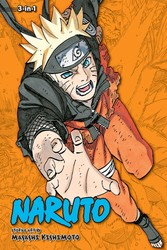 Naruto (3-in-1 Edition), Vol. 23