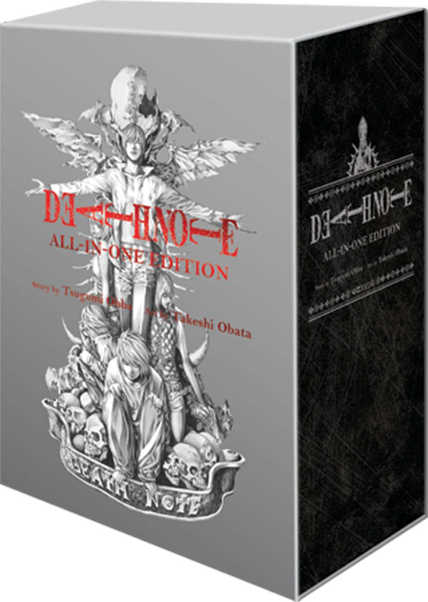 Staction Figure di Ryuk da Death Note Super Collection #007 Originale Collezione