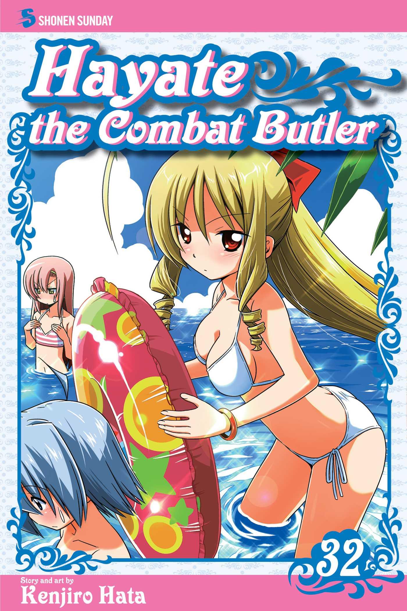 Hayate the combat butler vol 32 9781421597720 hr