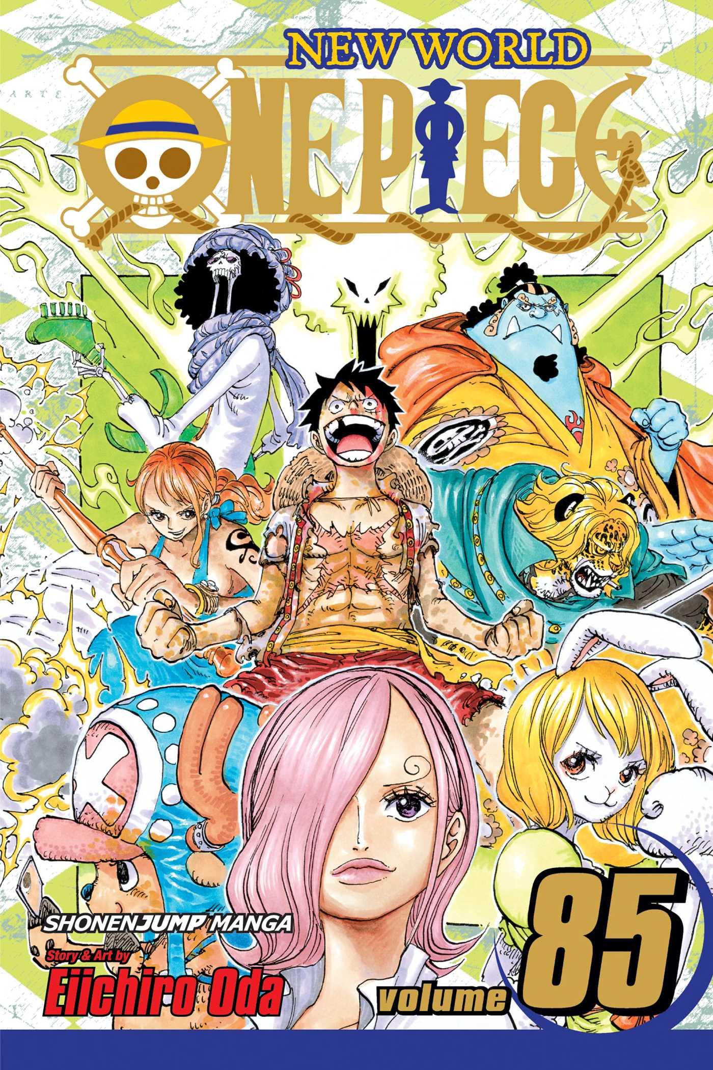 One Piece, Vol. 85   Book by Eiichiro Oda   Official ...