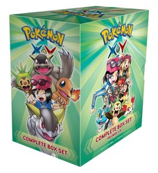 Pokémon X•Y Complete Box Set
