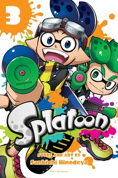 Splatoon, Vol. 3
