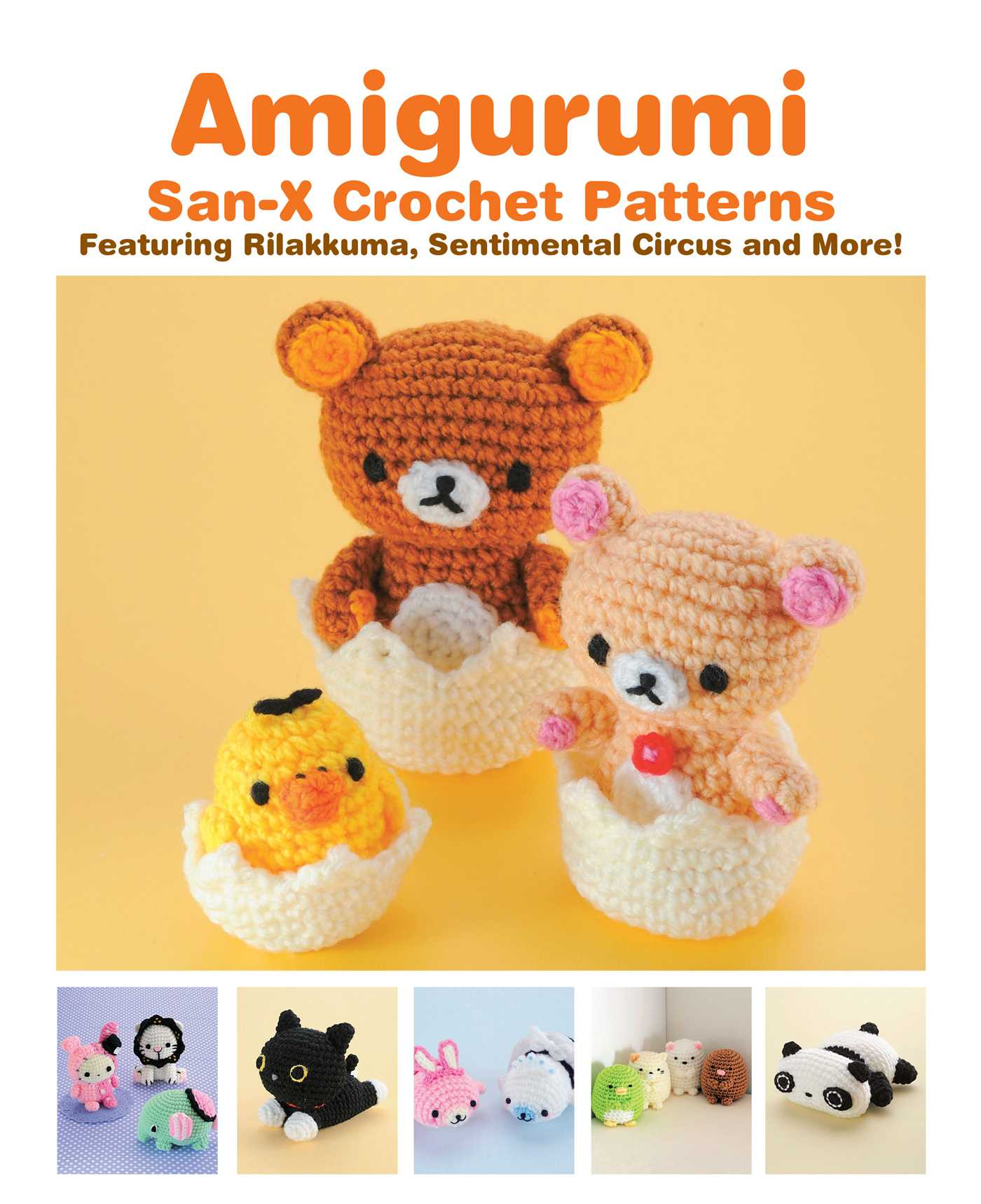 Amigurumi Treasures: 15 Crochet Projects To Cherish: Lee, Erinna ... | 1718x1400