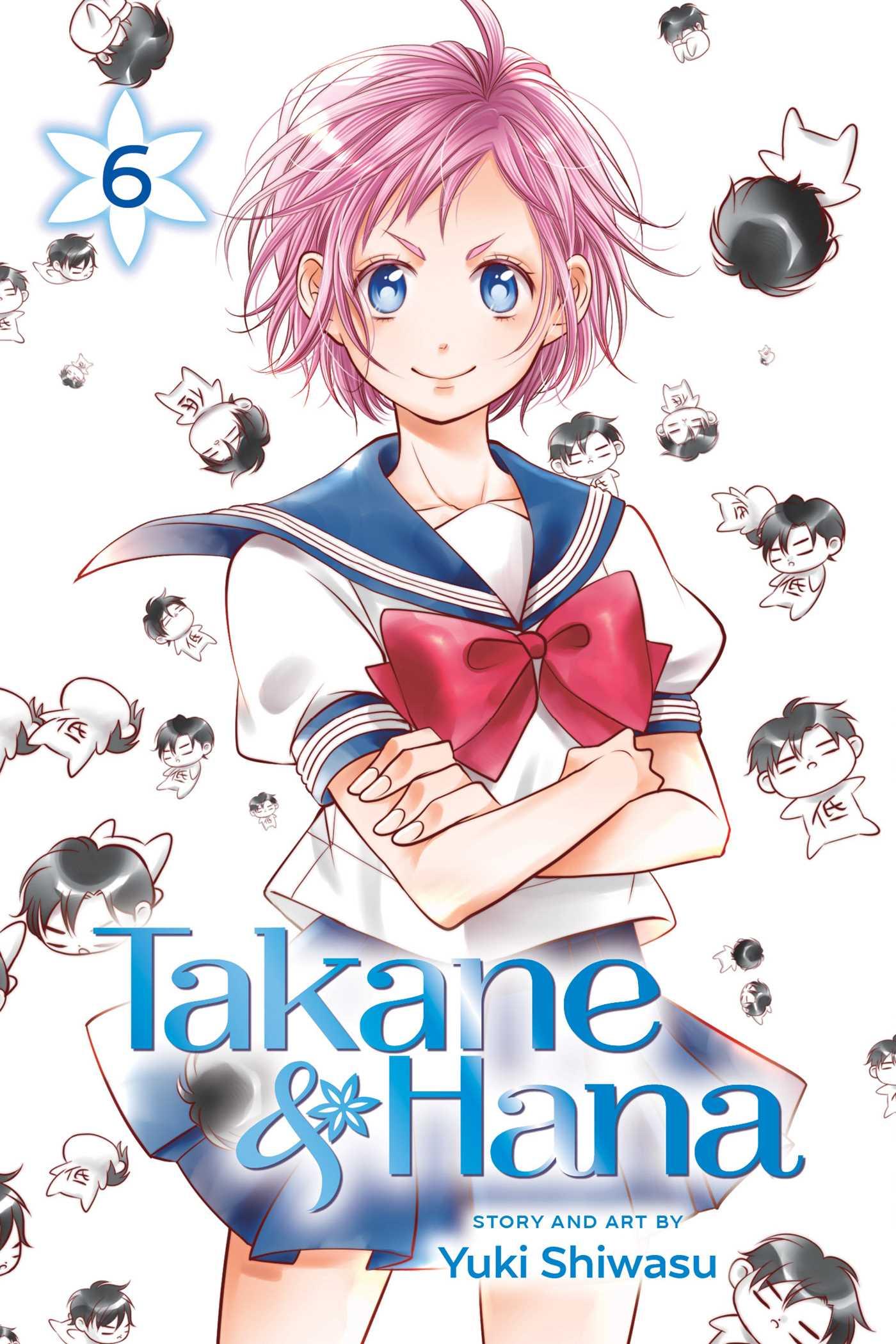 Takane hana vol 6 9781421599052 hr