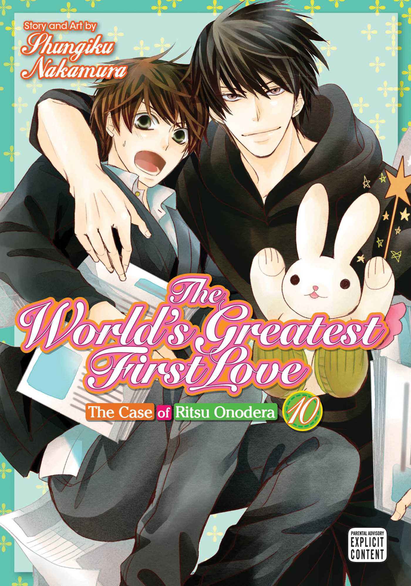 The worlds greatest first love vol 10 9781421599083 hr