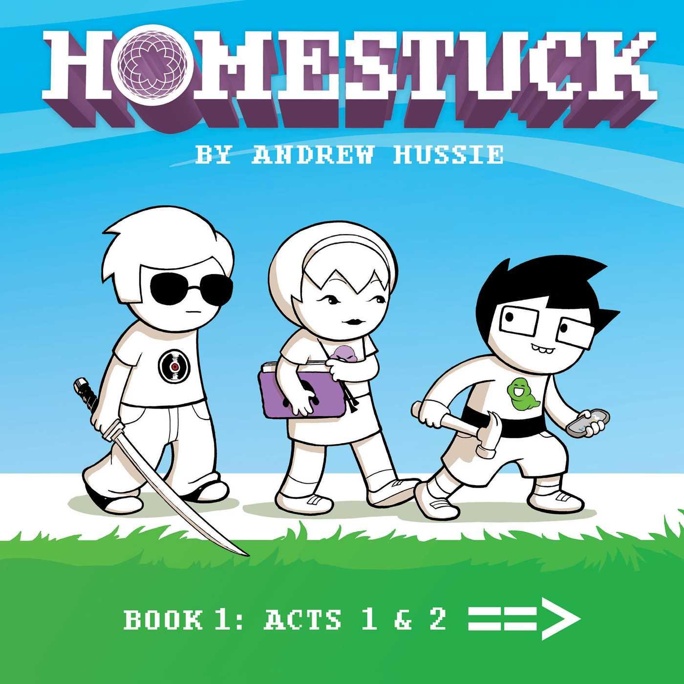 Homestuck 9781421599403 hr