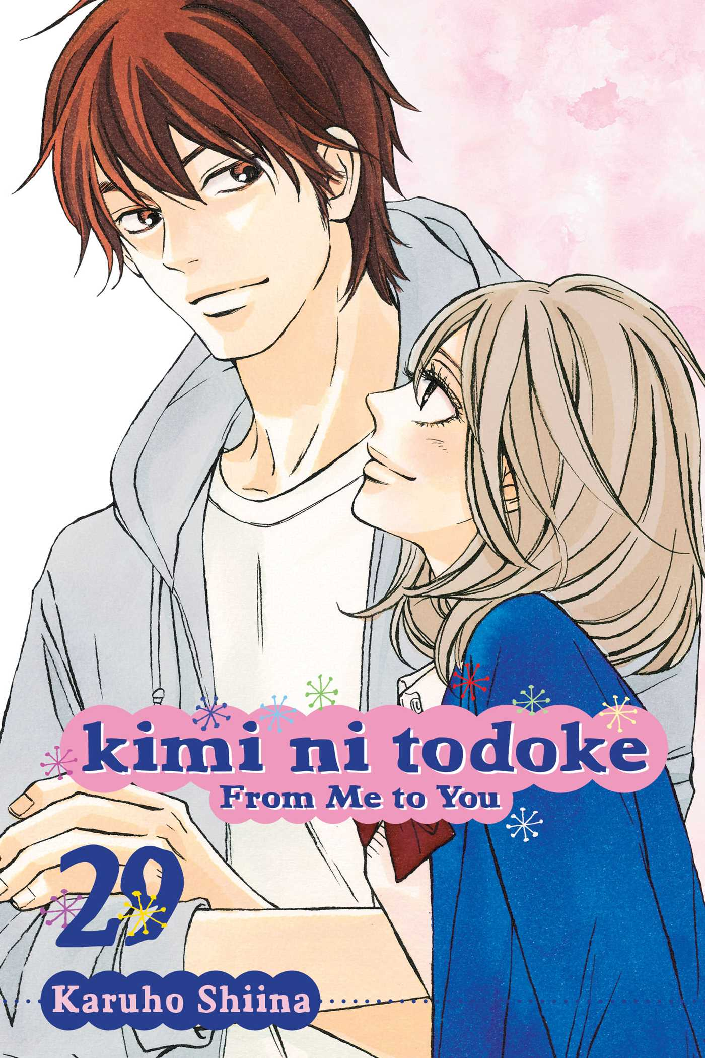 Book Cover Image (jpg): Kimi ni Todoke: From Me to You, Vol. 29