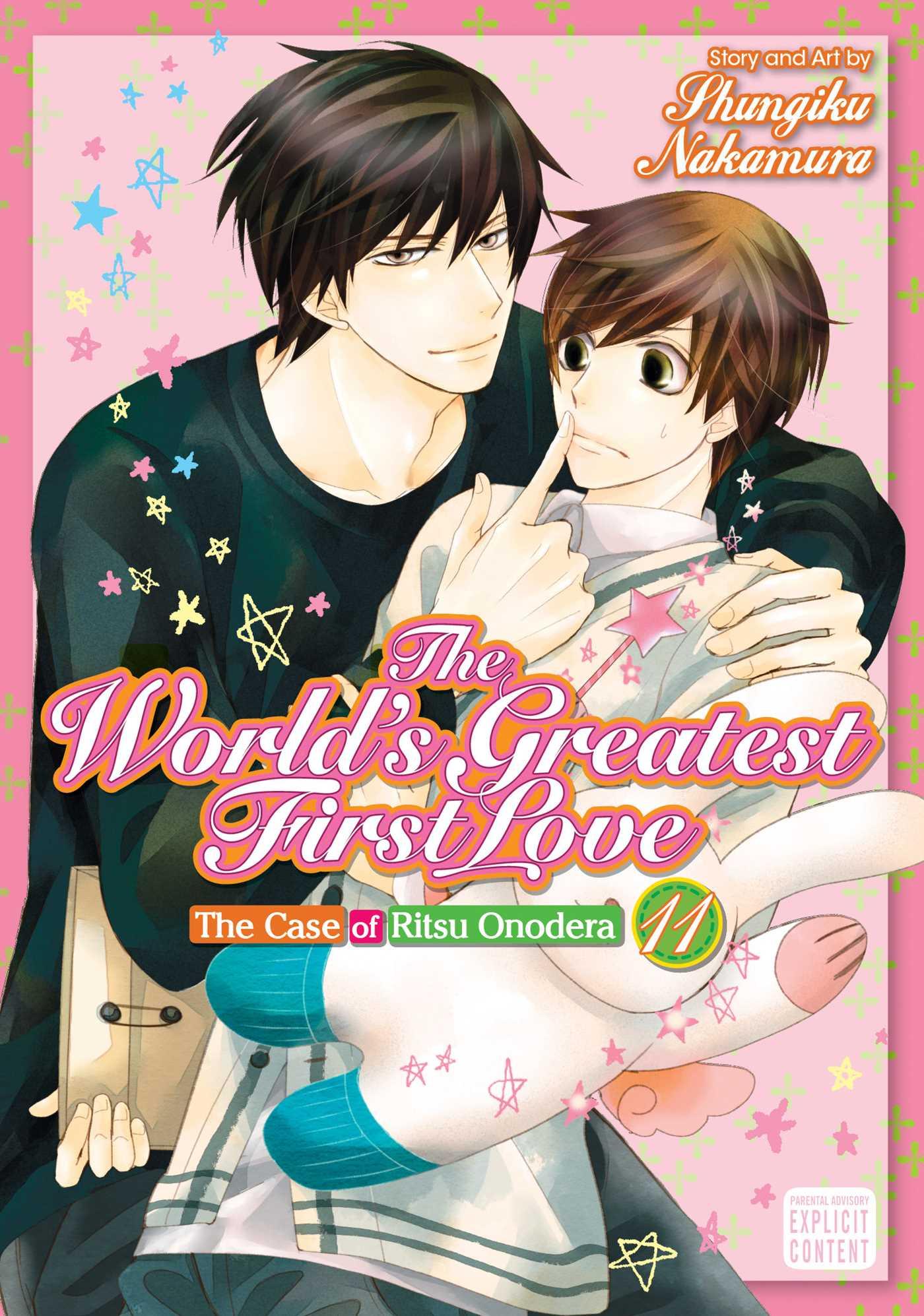 The worlds greatest first love vol 11 9781421599557 hr