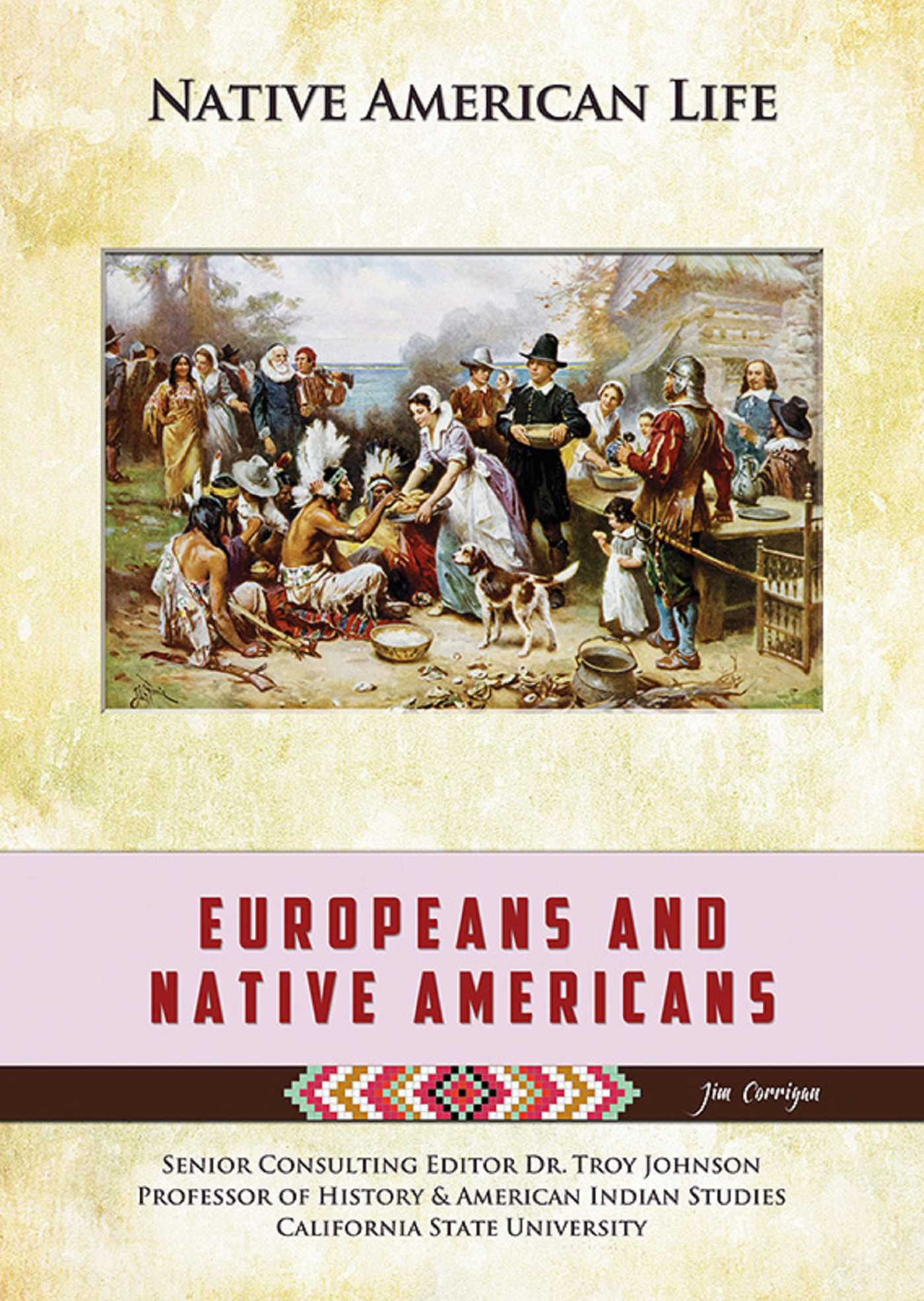 europeans and native americans in america Conflict - the native americans and european settlers read the information on the following web site pages, and the information below, to help you answer the following questions quote and refer to the sources in your answer.