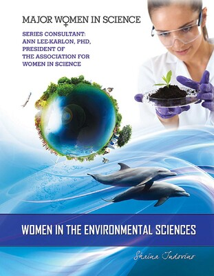 Women In The Environmental Sciences Ebook By Shaina Indovino