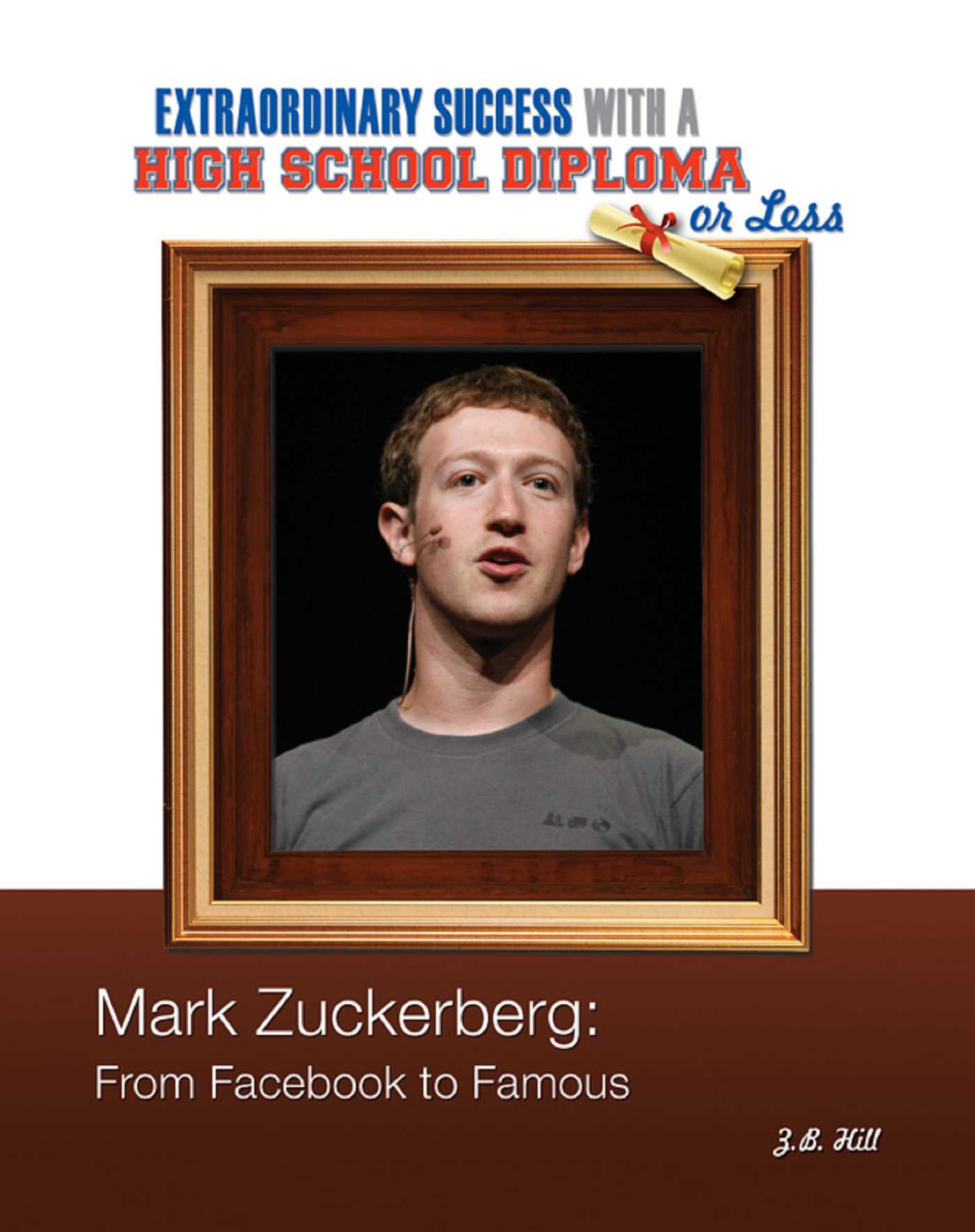 Mark Zuckerberg eBook by Z B  Hill | Official Publisher Page