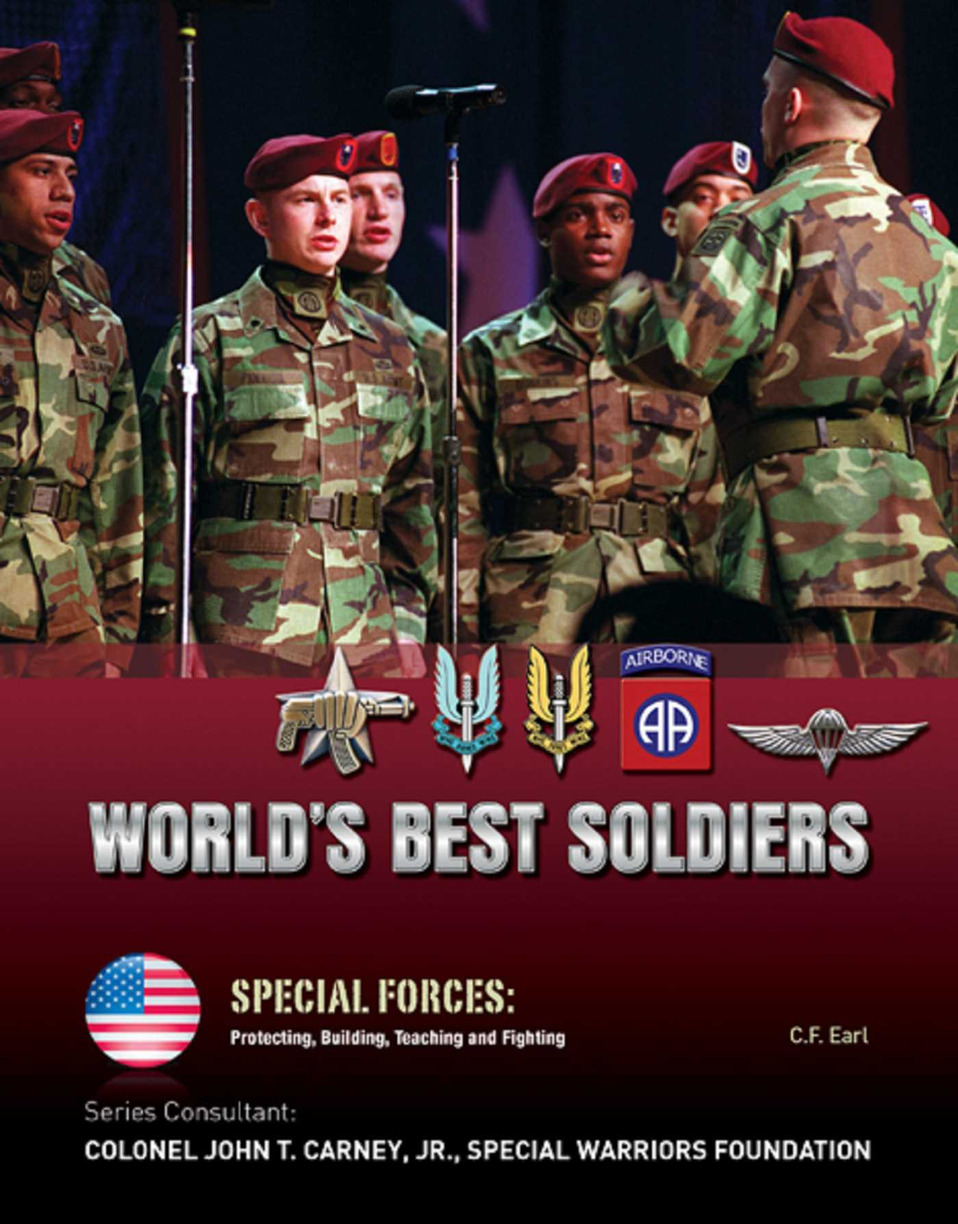 Worlds best soldiers 9781422294949 hr