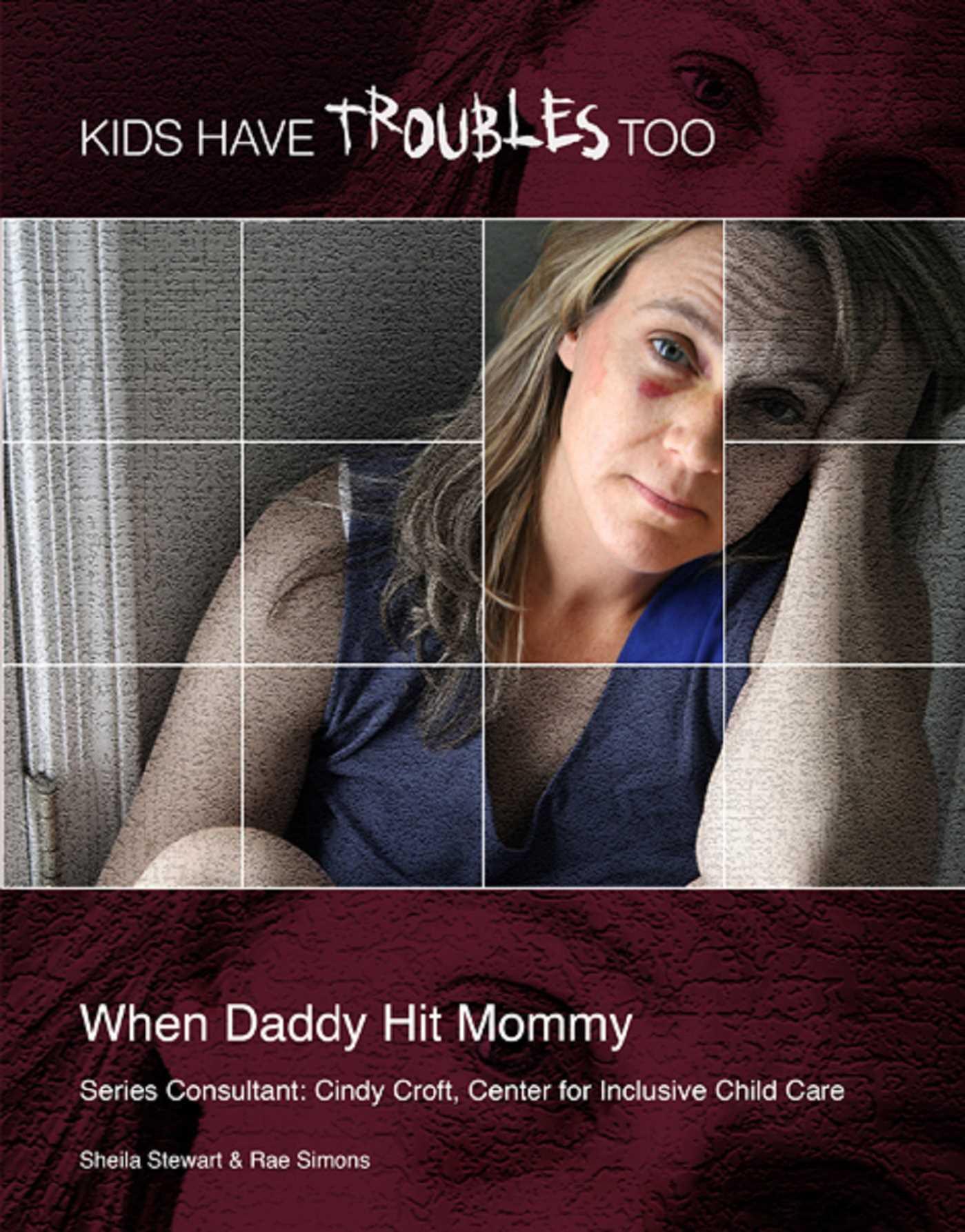 When daddy hit mommy 9781422296134 hr